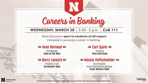 Of Nebraska Mba Salary by College Of Business Top Things To Announce