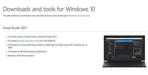windows 10 adk tutorial windows 10 16299 adk wdk hlk und ewdk stehen zum