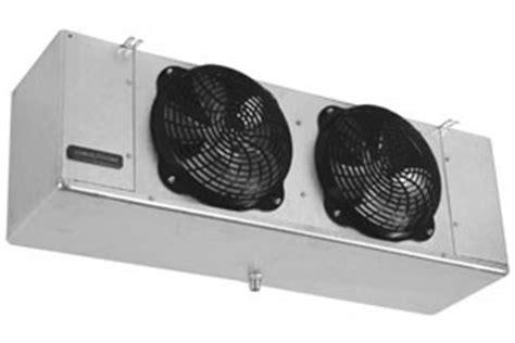 walk in cooler fan 2 fan walk in cooler evaporator 9 000 btu s ebay