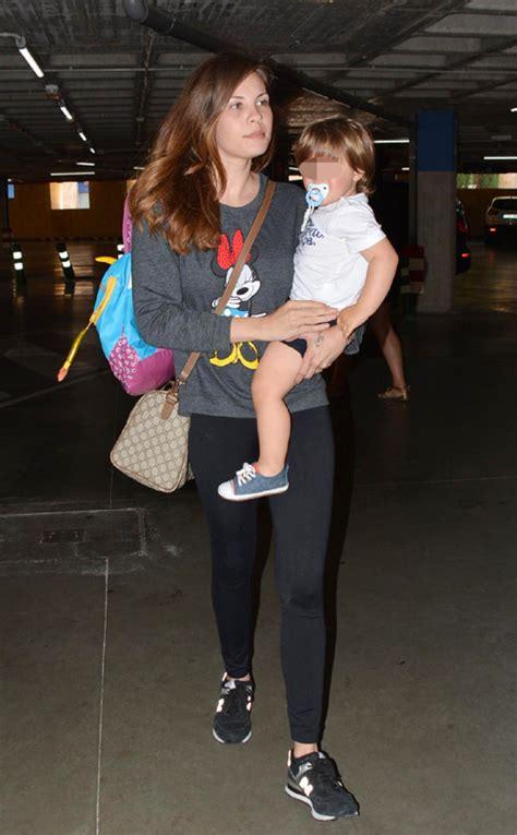 madre con hijo en hotel xxxxxx jessica bueno feliz con su hijo evita hablar sobre las
