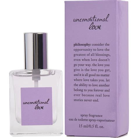 Philosophy Unconditional Perfume Review by Philosophy Unconditional Eau De Toilette For By
