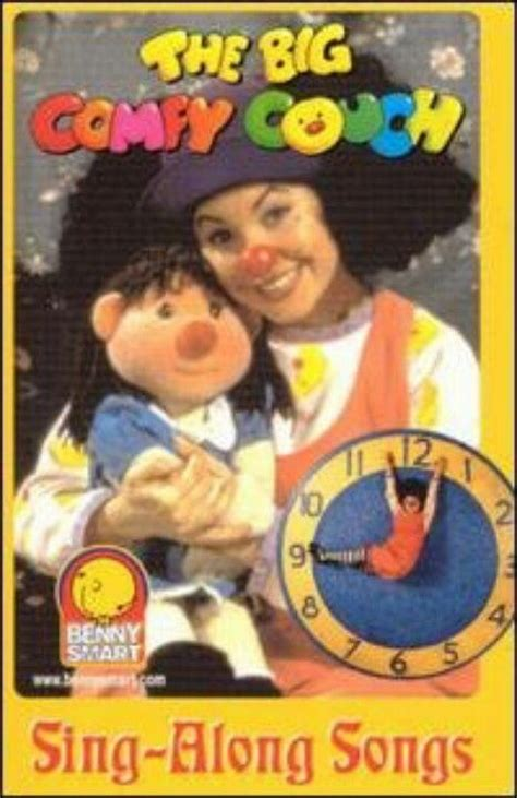 comfy couch cartoon the big comfy couch back in the olden days pinterest