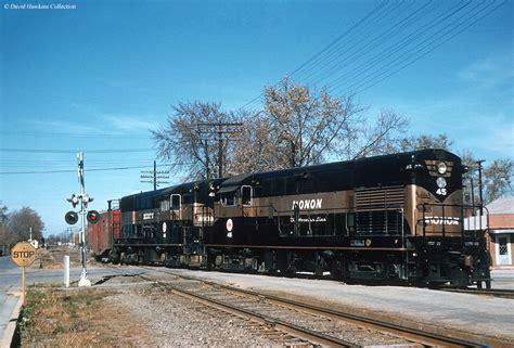railroad pictures the monon railroad quot the hoosier line quot