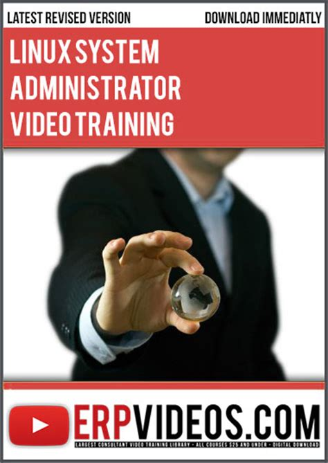tutorial on linux system administration sap training and sap training videos for sap video