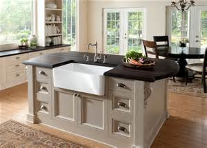 Kitchen Island With Sink Sensational Kitchen Island Sinks On2go