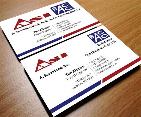 Feminine Colorful Business Card Design - feminine colorful business card design for asi bacc jv by