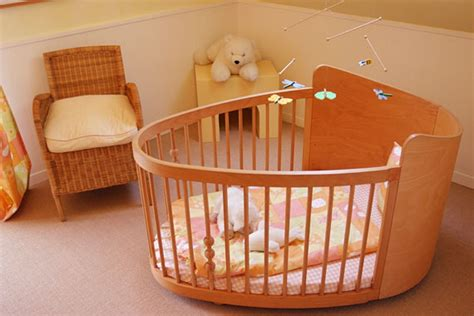 Egg Baby Crib by Nursery Furniture Photograph Nursery Furniture Photo