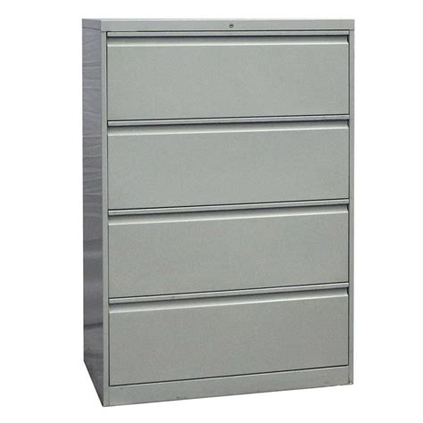 steel lateral file cabinet goose type handle  doors hermaco commercial