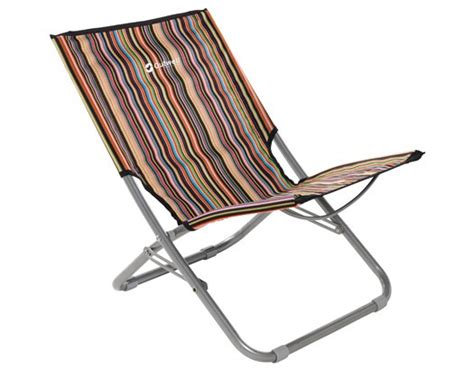 Folding Low Chair by Outwell Rawson Folding Low Chair