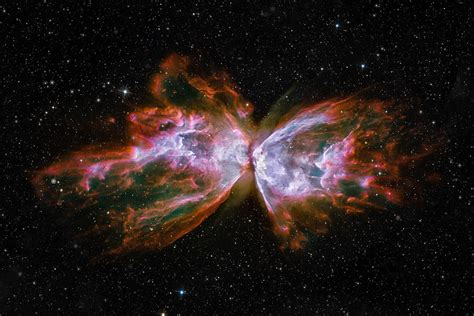 butterfly nebula ngc6302 photograph by adam romanowicz