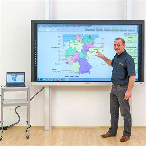 digitale tafel interaktiver monitor informationen zu visulight viditouch