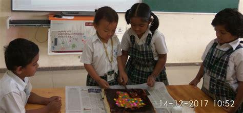 cake delight kitchenette activity vydehi school