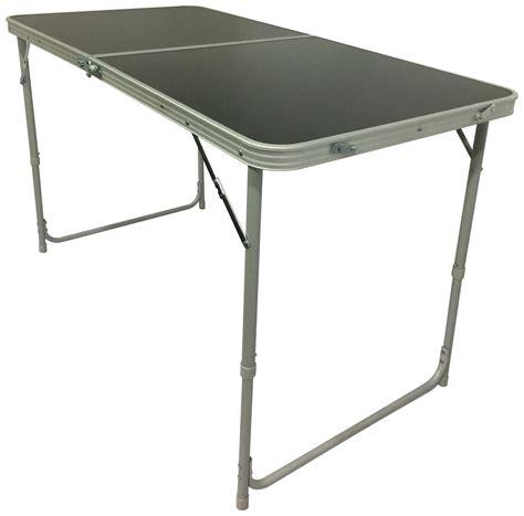 large folding tables sale sale on height folding aluminium table large