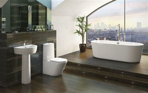 Ictoria Plumb by Arc Bathroom Suite Range Plumb