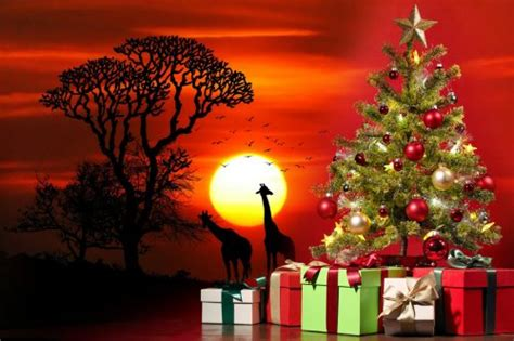 interesting holiday traditions  africa