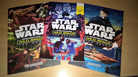 star wars adventures in 1405283068 star wars adventures in wild space tom huddleston