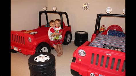 Jeep Bed by New Tikes Jeep Beds