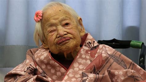 how is the world s oldest world s oldest person celebrates 117th birthday in japan newsbeat