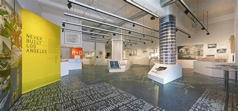 design interior exhibition clive wilkinson architects fox head and never built