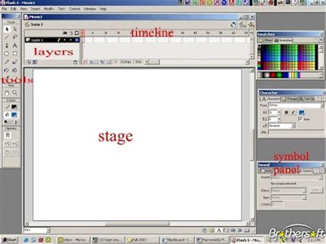 macromedia flash tutorial for beginners macromedia flash 8 professional full version mediafire