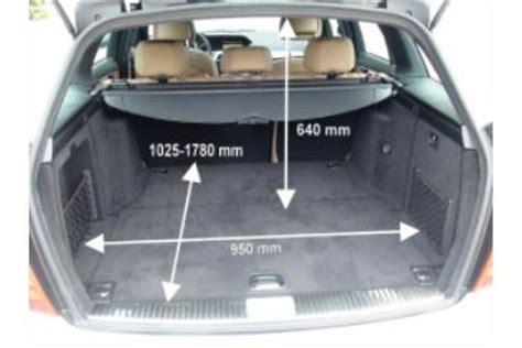 Kofferraumvolumen Mercedes C Klasse by Adac Auto Test Mercedes C 200 Cdi T Modell Avantgarde