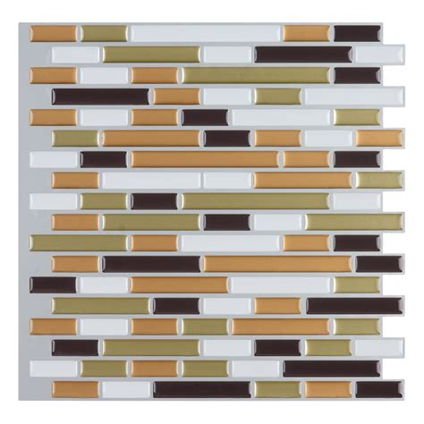peel and stick wallpaper tiles peel and stick wall tile kitchen and bathroom backsplashes