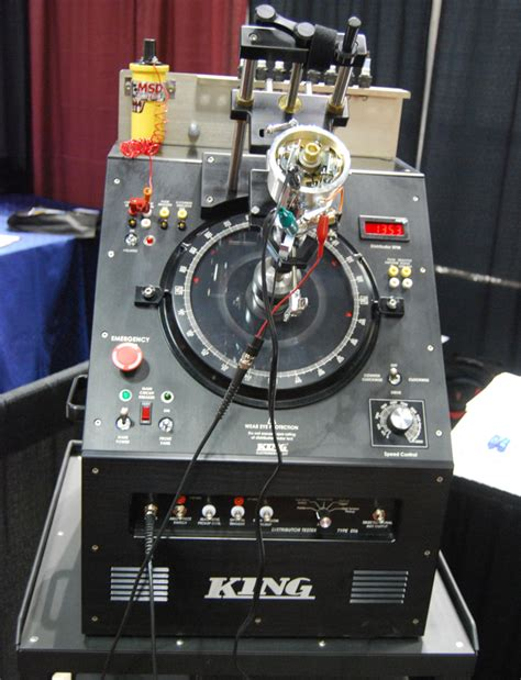 cing equipment sale old gold vintage engine analyzers and distributor