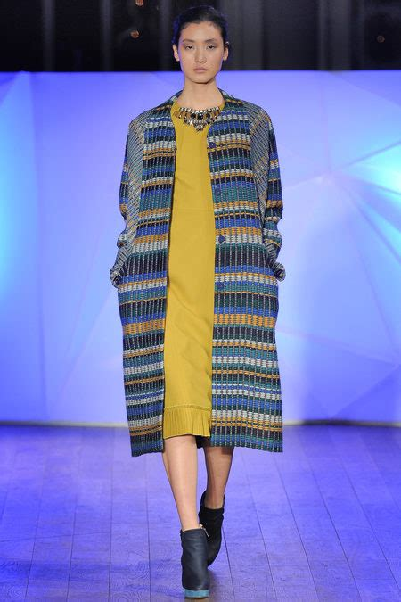 The Collection By Matthew Williamson by Runway Matthew Williamson Fall 2013 Rtw Collection