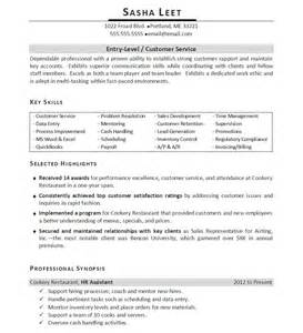 Resume Management Skills by Examples Of A Basic Resume Template Http Www