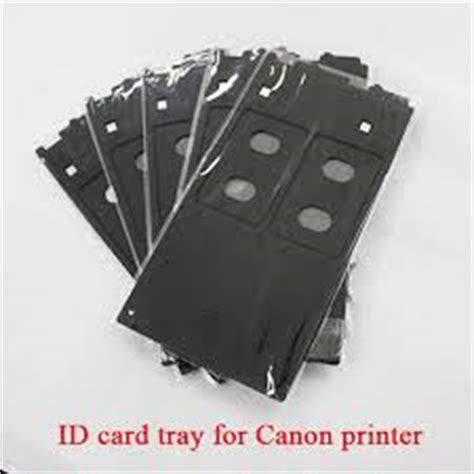 canon id card tray template canon ip 7240 printer id card tray u can now print id card