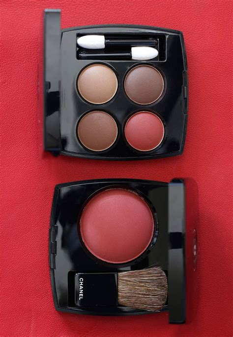 Inez Eyeshadow No 1 one word chanel le collection no 1 makeup and