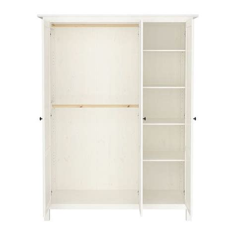 Hemnes Armoire by Hemnes Wardrobe With 3 Doors You Can Move The Shelf