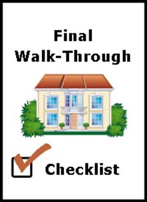 new home walk through inspection tips construction finals and check all products detailed solutions llc