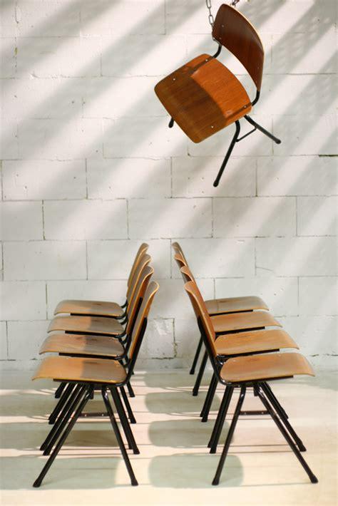 vintage len marktplaats industrieel retro vintage marko schoolstoelen uit jaren 70
