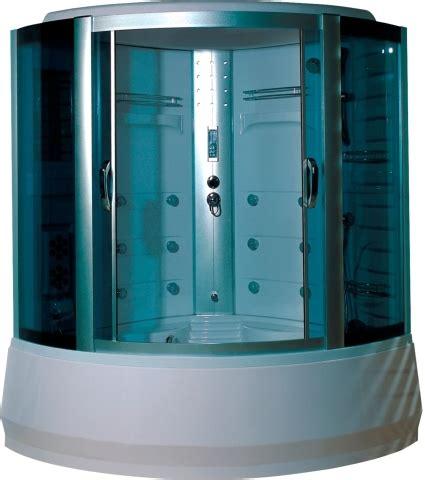 59 Quot Shower Enclosure W Radio Tub Amp Foot Massage