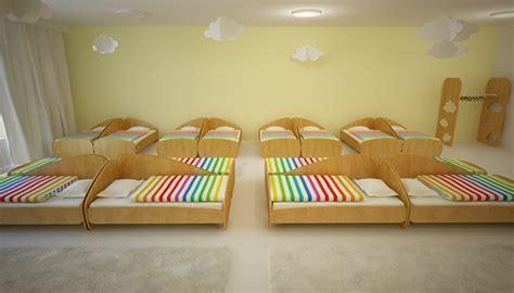 rainbow kindergarten interior design  behance
