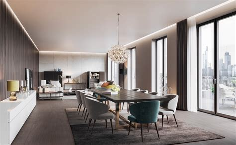 luscious luxury dining rooms  tips  accessories