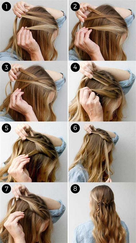 31 amazing half up half down hairstyles for long hair