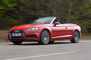 Audi A5 Convertible Review Audi A5 Cabriolet Review Auto Express