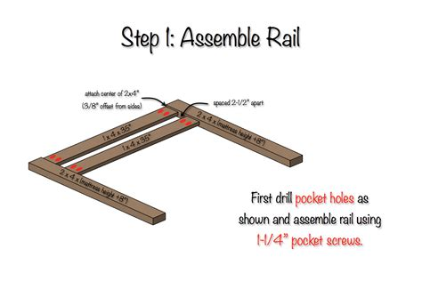 diy toddler bed rail diy toddler bed rail free plans built for under 15
