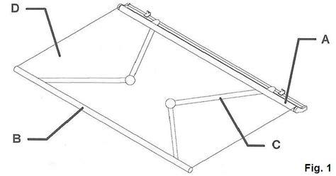 ricambi per tende da sole a bracci arredo tenda arredo tenda da sole a bracci estensibili