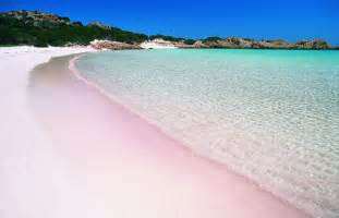 Beaches With Pink Sand Hawaii Pink Sand Beach Images Amp Pictures Becuo