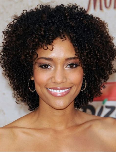 african american spiral curl hairstyles short spiral curls throughout style mono top full lace