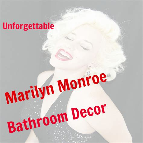 marilyn bathroom accessories marilyn bathroom decor