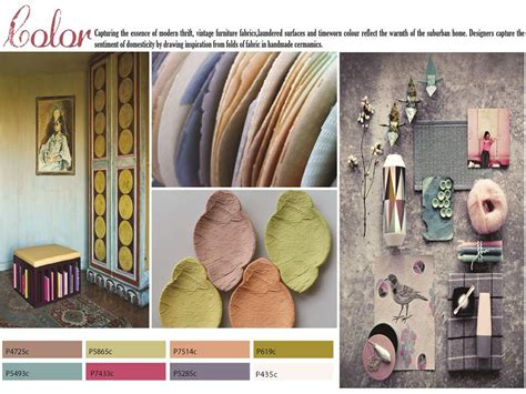 home decor trends the years trends forecast home decor s s 18 on behance