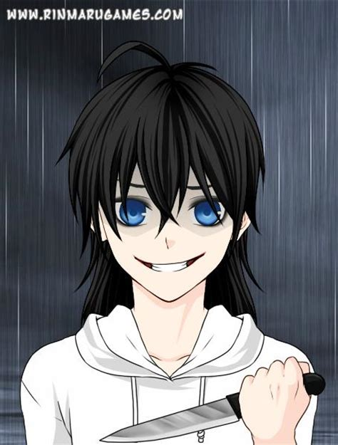 Anime Jeff The Killer by Jeff The Killer Anime Character By Caitlinthelucario On