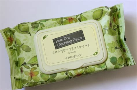 Tissue Detox by The Shop Herb Day Cleansing Tissue Review