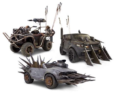power wheels thinkgeek unveils mad max fury road power wheels nerdist