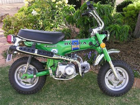 Honda Mini Motorcycle by Mini Bike Wheels And Thrills Honda