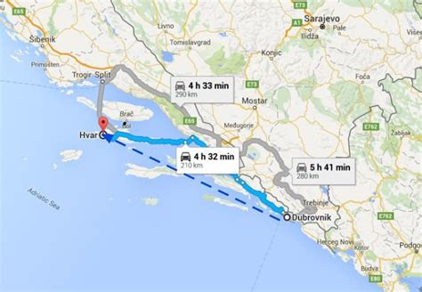 ferry to dubrovnik from hvar how to get from dubrovnik to hvar croatia wise